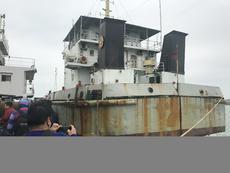 1500m³ Split hooper barge for sale