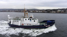 "Former lifeboat ""Gemini Explorer"" steel charter vessel"