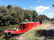 Les-Allen 4 Berth Traditional Narrow Boat