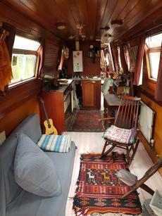 Les-Allen 4 Berth Traditional Narrow Boat
