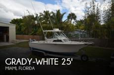 1989 Grady-White 25 Sailfish