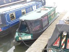 Tilly 30ft Semi-Trad 2014 Narrowboat Dayboat
