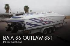 1998 Baja 36 Outlaw SST
