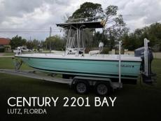 2003 Century 2201 Bay