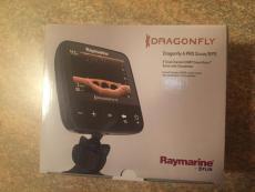 Raymarine Dragonfly 5 PRO & tranducer