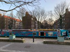 57ft Traditional Narrowboat. Built 2002