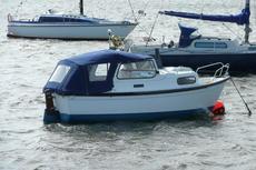 Hardy 537 Motor-Sailer