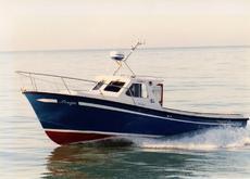 Lochin 33 Sports Fisherman MCA cat 2
