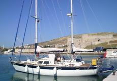 OYSTER 435 DS CUTTER-RIG KETCH (Croatia)