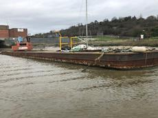 70ft x 14ft Base for Houseboat or Static Caravan on top?