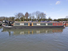 BRINDLEY 59ft 1in trad narrowboat with 4 berths