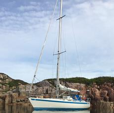 1992 SWEDEN YACHT 390 - exceptional example