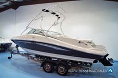 Sea Ray 210 Select with Mercruiser 350 MAG 300HP