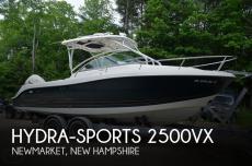 2006 Hydra-Sports 2500VX