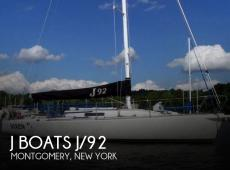 1996 J Boats J/92
