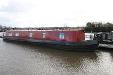 Skooks, 55ft Cruiser stern narrowboat, 2001, £34,950