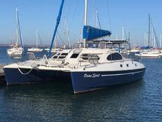34ft Ocean Spirit Catamaran