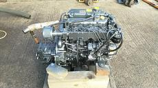 Yanmar 4JH-E 44hp Marine Diesel Engine Package
