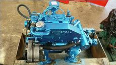 Universal M25 25hp Marine Diesel Engine Package