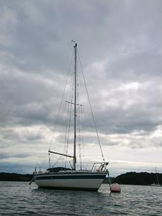 Westerly GK24 Sailing boat Yacht