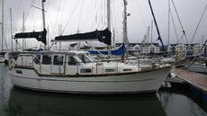 NAUTICAT 331 - GORGEOUS 2002 MOTORSAILER  £112500 price just reduced