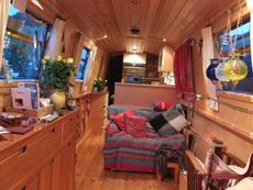 Merlin, 52ft Narrowboat, 12 years old