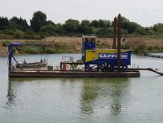 Mining   CSD Dredger - Electric Driven