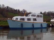 22ft. river estuary cruiser