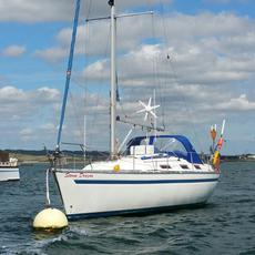 Bavaria 35 – One sixth share - 2 available.