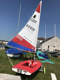 Topper topper great condition fully race