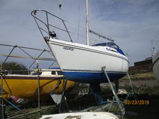 HUNTER  HORIZON 27 OOD  CRUISER CLUB RACER PRICE REDUCED.