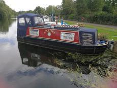 23 Foot Springer Narrowboat