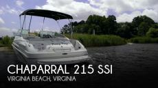 2010 Chaparral 215 SSI