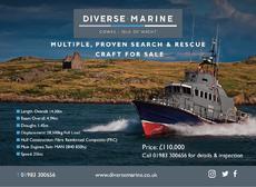 Multiple 14m Search & Rescue