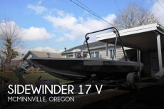 1972 Sidewinder 17 V