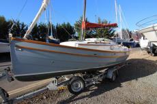 2017 Swallow Yachts Bay Cruiser 23