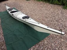 P&H Quest LV carbon Kevlar sea kayak