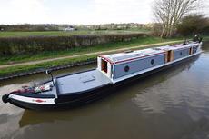 Stunning 2001 60' Norton Canes Tug