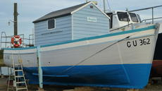 Robust 26 foot ex Commerical Fishing Boat