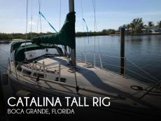 1986 Catalina Tall Rig
