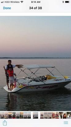 Seadoo Jet Boat
