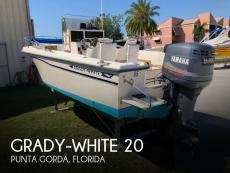 1988 Grady-White CC 20 Fisherman