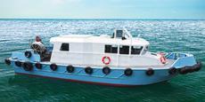 18m Aluminum Crew boat  (AL1805)