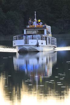 24 PAX passanger boat