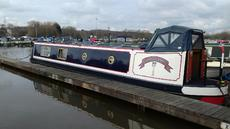 UNIQUE IMMACULATE 45FT  NARROWBOAT