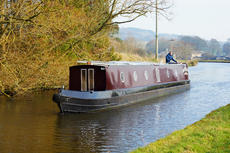 57' traditional high-spec narrowboat