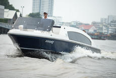 2016 Custom Limo Taxi Boat