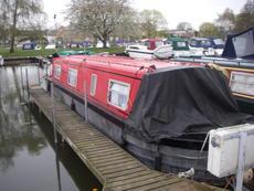 Springer Narrow Boat - Aurora