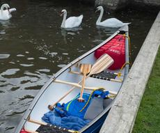 Silverbirch Broadland 15 Duralite Canoe