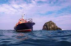 Ex RNLI Waveney class lifeboat